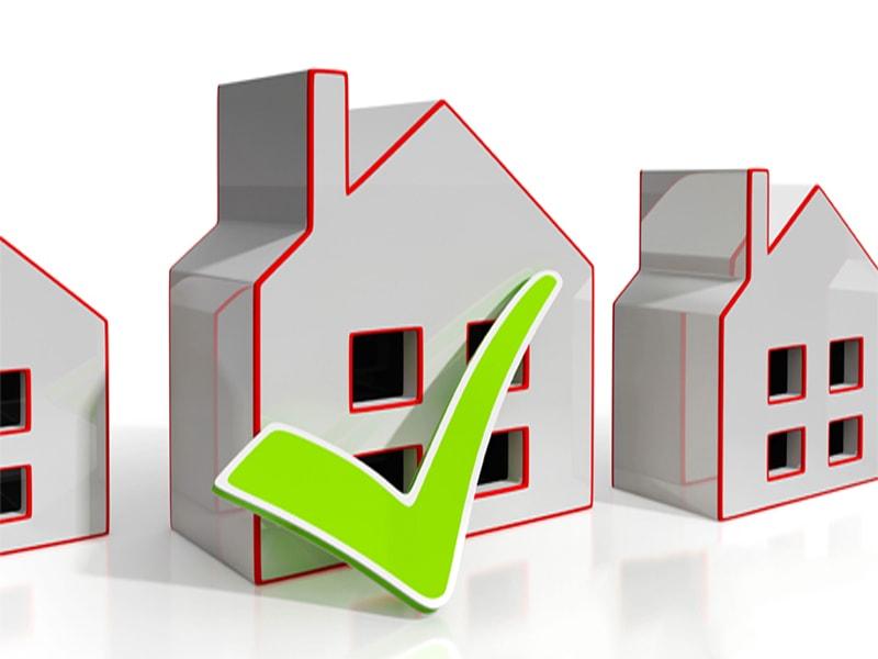 choosing house